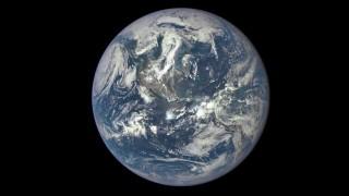 Deep Space Earth