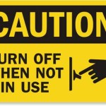 Turn-Off-Sign